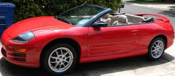 2002 mitsubishi eclipse spyder information and photos zombiedrive