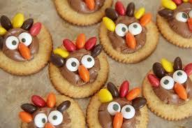 thanksgiving themed snacks themontecristos