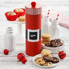 Bulk Cookie Tins Christmas Cookie Gift Baskets U0026 Cookie Tins Delivery Mrs Fields
