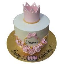 1st Birthday Cake 2374 1st Birthday Princess Cake Abc Cake Shop U0026 Bakery