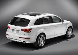 Audi Q7 2012 - 2013 audi q7 quattro tdi cars