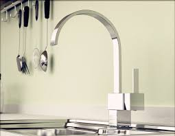 modern kitchen faucet cool modern kitchen faucets of one handle for your home 9541 home