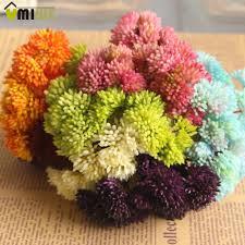 decorative floral arrangements home 2017 artificial flowers arrangement home wedding decoration