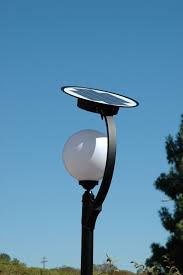 solar powered outdoor l post lights furniture best solar lights dusk dawn pole outdoor pole solar