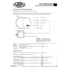 saas gauges wiring diagram saas wiring diagrams collection