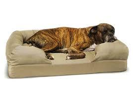 large dog bed orthopedic pillow memory foam sofa support
