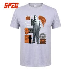 halloween michael myers t shirts