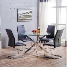 round dining table and chairs round dining table sets wayfair co uk