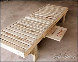 Diy Chaise Lounge Pallet For Home Diy Chaise Lounge Chairs