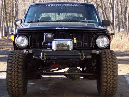 jeep cherokee lights round headlights jeep cherokee forum
