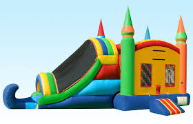manufacturer makes and sells bouncehouses jumpers with