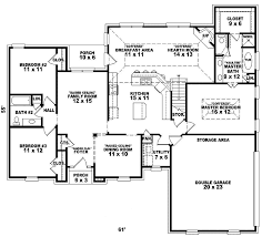 traditional house floor plans fermelia traditional home plan 087d 0200 house plans and more