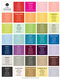 the unofficial paper source color guide u2014 akula kreative