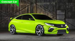 mobil honda terbaru 2015 honda published new generation civic concept with cvt transmission