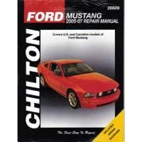 2005 ford mustang repair manual mustang haynes repair manual 2005 2014 cj pony parts