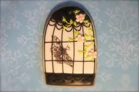 halloween cutters for cakes montreal confections birdcage cake u0026 cookie decorating tutorials