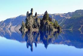 map of oregon near crater lake 14 top tourist attractions in oregon planetware