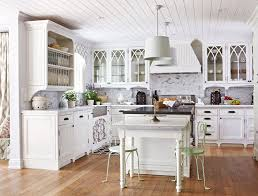 furniture style kitchen cabinets built in plate rack cottage kitchen farrow blackened