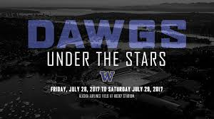 Map Of The Stars Movie Dawgs Under The Stars Washington