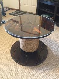 outdoor tables made out of wooden wire spools 60 best spools images on pinterest cable reel table spool tables