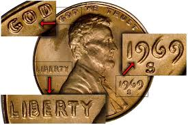 penny s man finds 1969 s doubled die lincoln penny