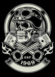 vintage motorcycle tattoos google search victory pinterest