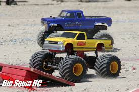rc monster trucks videos event coverage u2013 bigfoot 4 4 open house u0026 r c monster truck race