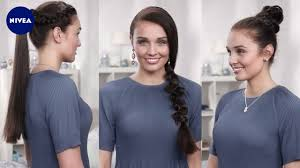 Frisuren Zum Selber Machen Nivea by Frisuren Für Lange Haare Nivea Hair