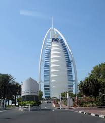 inside burj al arab tower of arabs debbie moves to dubai