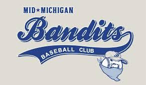Michigan travel clubs images Mid michigan bandits baseball club jpg