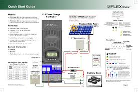 outback power systems flexmax 80 quick start guide user manual 2
