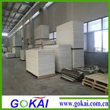 china easy clean waterproof 3mm pvc board kitchen cabinets pvc