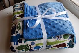 mama stellato simple baby blanket tutorial