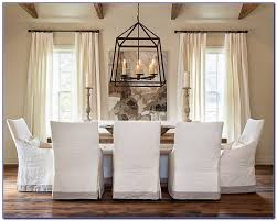 slipcover dining chairs diy chairs home decorating ideas