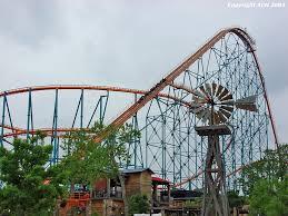 Toro Six Flags Six Flags Over Texas Titan Dsc00377 Jpg Roller Coaster