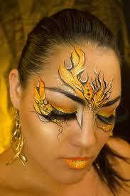 best 20 fire makeup ideas on pinterest devil makeup colorful
