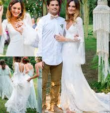 european hobbit mermaid wedding dresses 2016 vintage lace puff