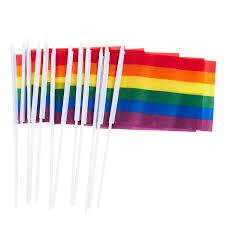 Flag Measurements Amazon Com Peace Love Pride Banner Pride Flag Themed