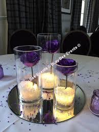Cylinder Vase Centerpiece by Cylinder Vase Centerpieces Table Centerpieces Table