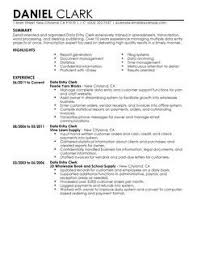 It Job Resume by Need Resume Help