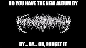 Meme Logo - the 10 most malevolent black metal logo memes louder
