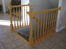 Replacement Stair Banisters Tda Decorating And Design Diy Stair Banister Tutorial Part 1