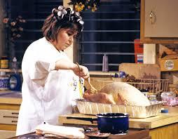 roseanne thanksgiving turkey classic thanksgiving tv moments