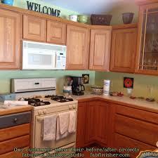 Kitchen Cabinet Paint Finishes A Traverse City Kitchen Cabinet Redo U2013 Reclaim Paint Fabulously
