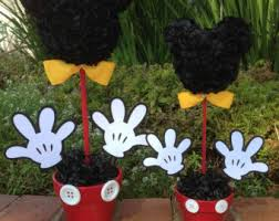 mickey mouse party decorations mickey mouse centerpiece 12 inch mickey mouse party