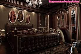 mysterious classic bedroom furniture designs