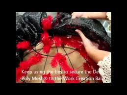 wide mesh ribbon wide mesh ribbon bug wreath trees n trends