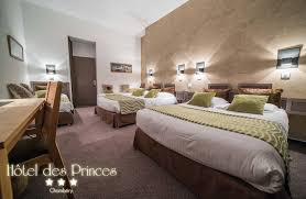 cosy room welcome to hotel des princes chambery 3 stars hotel