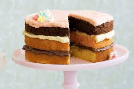 cake ribbon cake