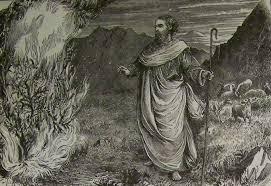 file holman moses and the burning bush jpg wikimedia commons